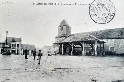 JAVANAUD de Saint-Jory-de-Chalais - Sur la piste de nos ancêtres en Périgord.